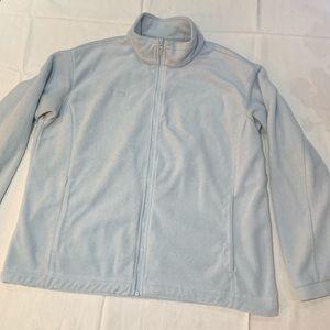 Sorel Light Blue Sweater Coat - Size XL